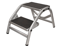 Opstapjes en ladders