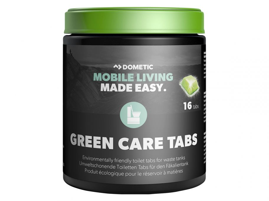 Dometic GreenCare toilet tabs