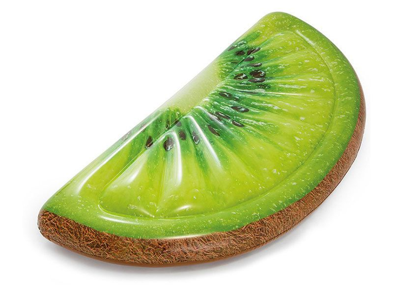 Intex kiwi slice luchtbed