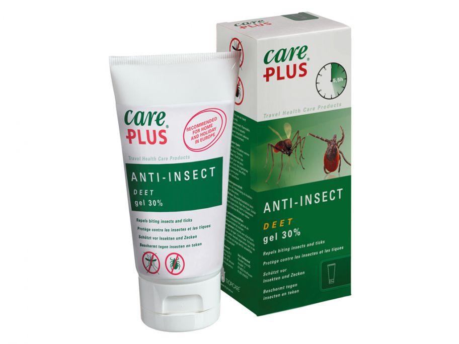 Care Plus Anti-Insect 30% DEET gel