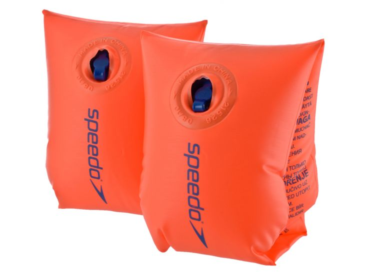 Speedo Sea Squad Orange zwembandjes
