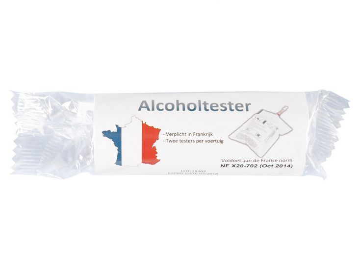 Alcoholtester