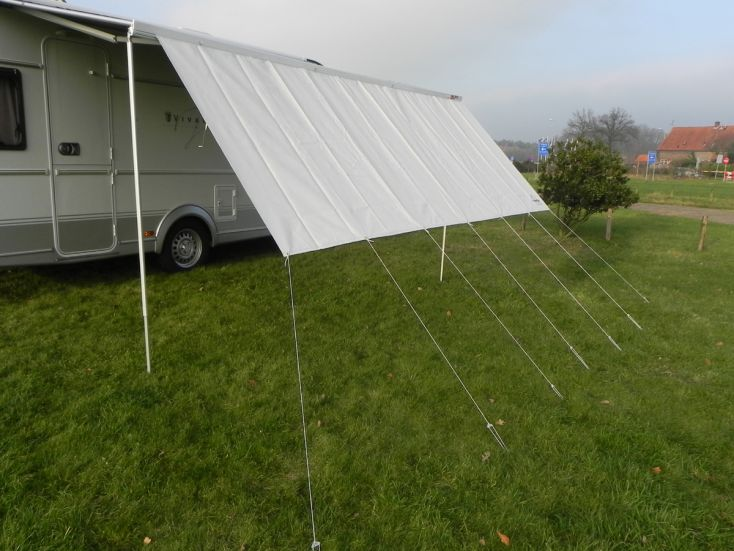 Obelink All Weather Front voorwand 240