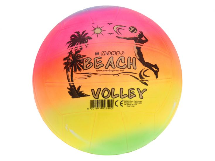 Rainbow beachvolleybal