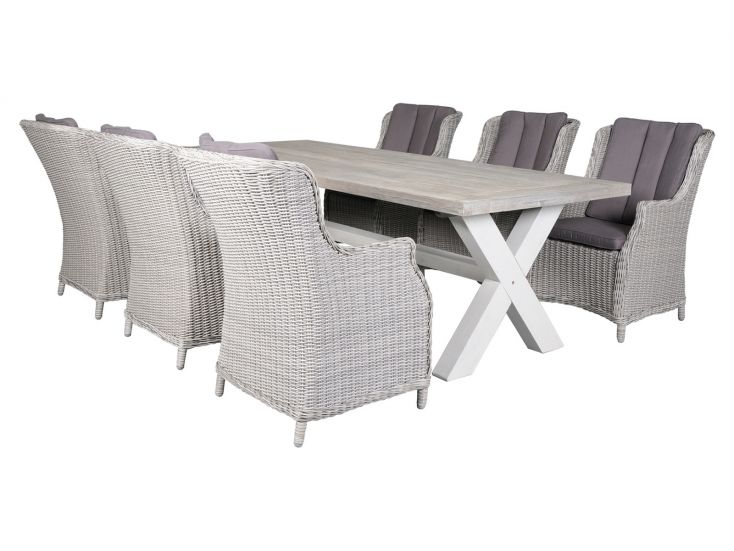 Outdoor Feelings Superb Sentral 250 diningset