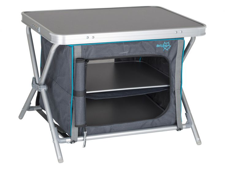 Bo-Camp Easy-to-fold lage kast