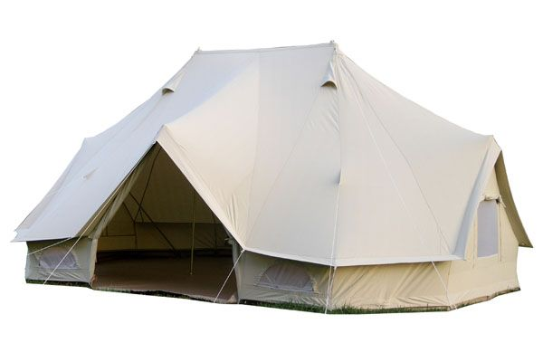 Hypercamp Emperor XL Ultimate Bell tent