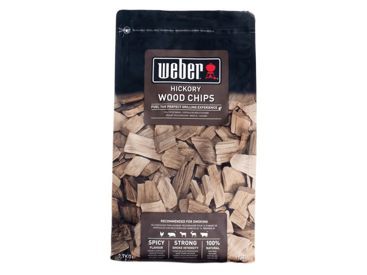 Weber Hickory houtsnippers