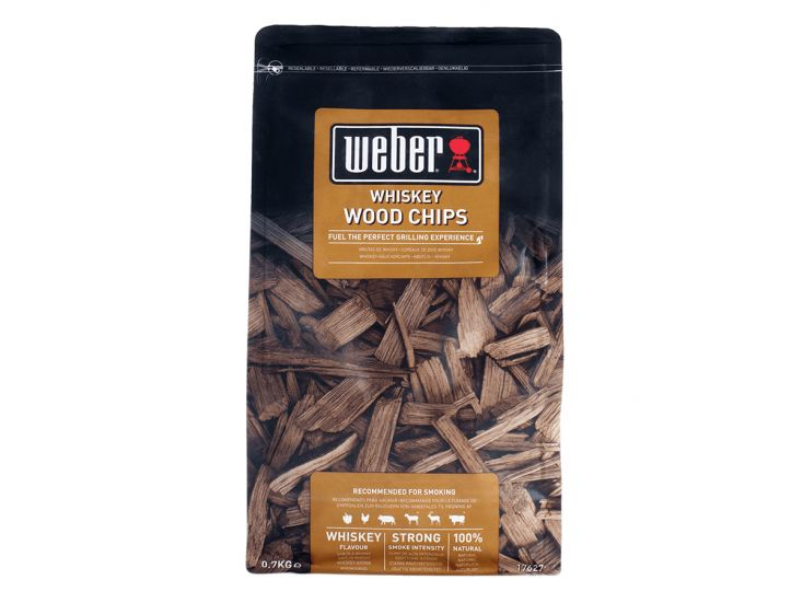 Weber Whiskey houtsnippers