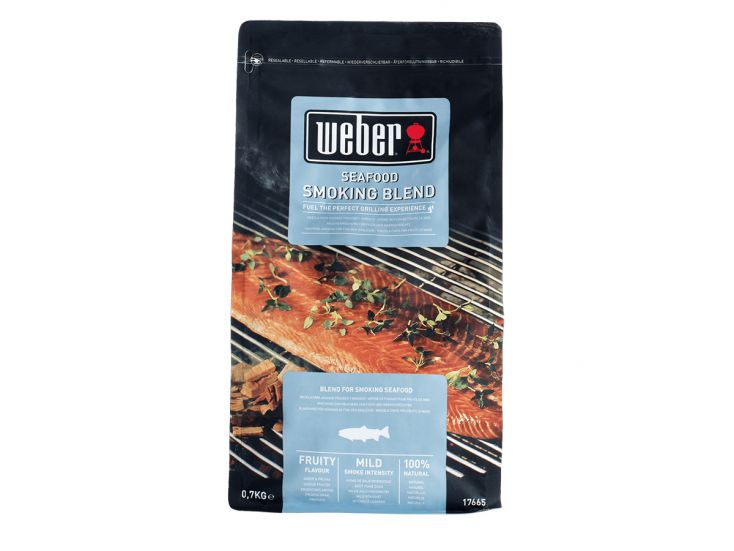Weber seafood houtsnippermix