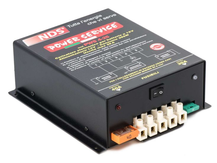 NDS Power Service Basic acculader