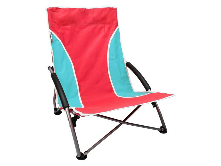 Abbey Beach Chair Low vouwstoel