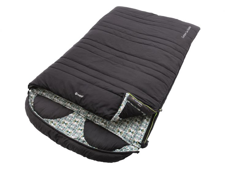 Outwell Camper Luxe Double slaapzak
