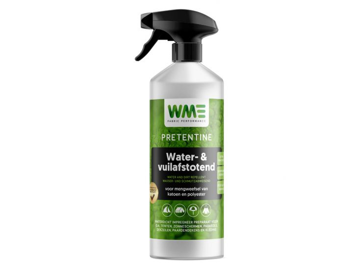 WME Sprayfles Pretentine waterdichting