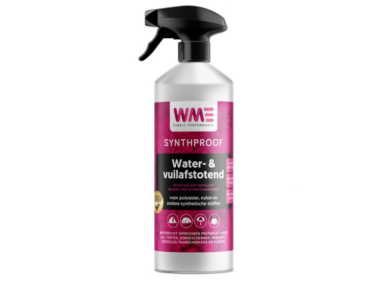 WME Sprayfles Synthproof waterdichting