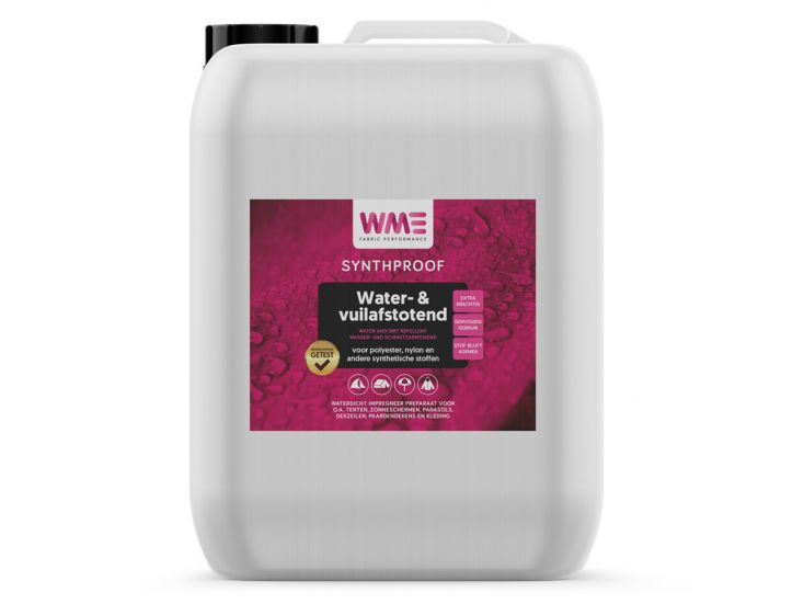 WME Jerrycan Synthproof waterdichting