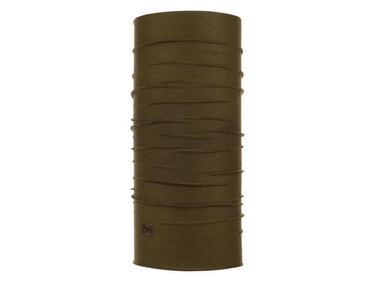 Buff Coolnet Insect Shield Solid Military sjaal