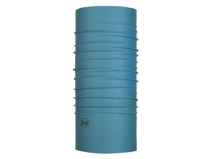 Buff Coolnet Insect Shield Solid Stone Blue sjaal