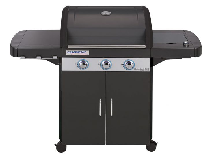 Campingaz 3 series EXS D gasbarbecue