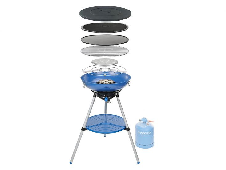 Campingaz Party Grill Compact 600 50 mbar gasbarbecue