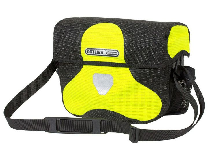 Ortlieb Ultimate Six High Visibility stuurtas