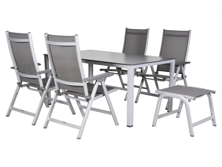 Kettler Basic plus 160 diningset