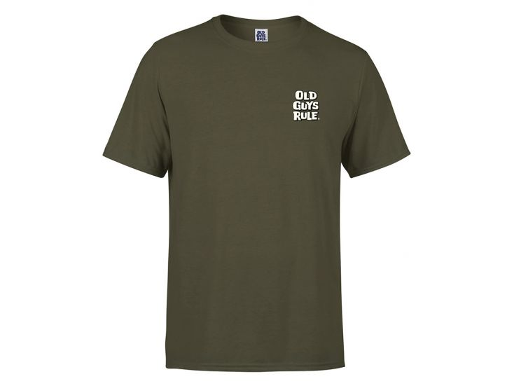 Old Guys Rule Weed Em And Reap T-shirt