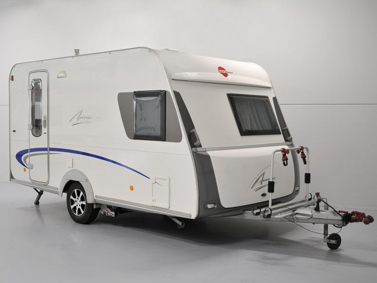 Bürstner Averso Fifty 390 TS caravan