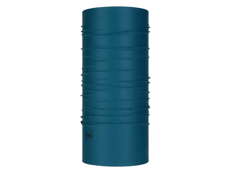Buff Coolnet  Insect Shield Solid Eclipse Blue sjaal
