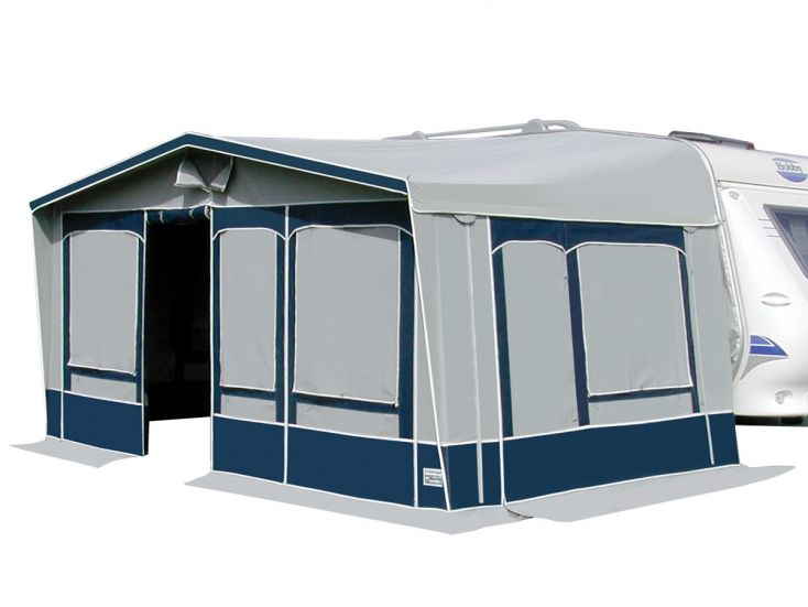 Goldcamp Windsor 275 caravanvoortent