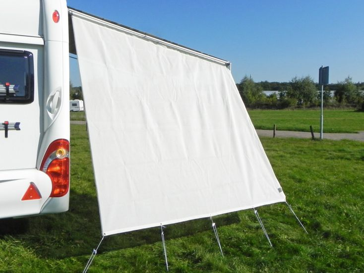 Goldcamp Sun Side zijwand F45