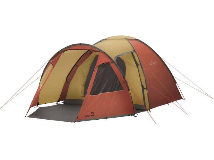 Easy Camp Eclipse 500 Gold Red koepeltent