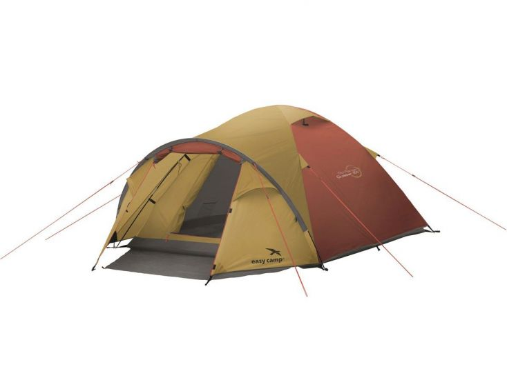 Easy Camp Quasar 300 Gold Red koepeltent