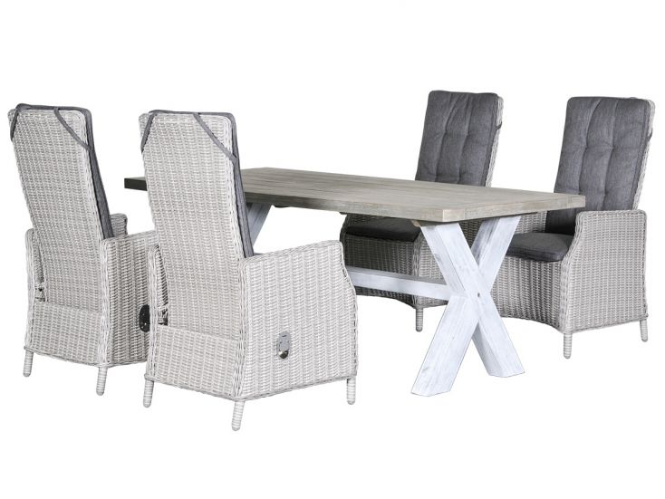 Outdoor Feelings Vicente Sentral 200 diningset