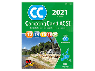 Acsi CampingCard 2021