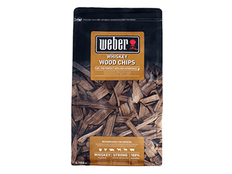 Weber Whiskey houtsnippers vaderdagcadeau