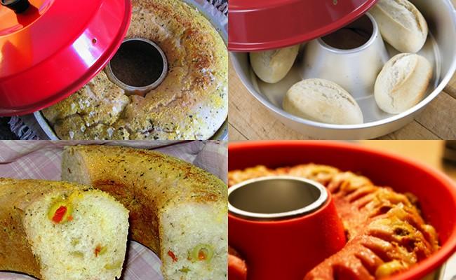 Basisrecept: brood uit de omnia oven