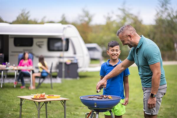 Tips voor koken op de camping